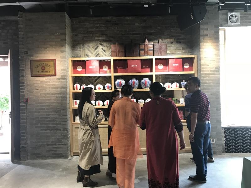 """广西南宁""""西塘印象""""现场评审"""