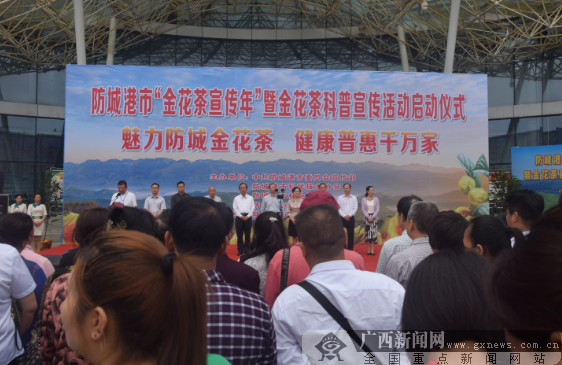 活动启动现场。广西新闻网记者周隆富 摄.png